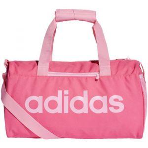 Adidas Linear Core Duffel Bag XS semi solar pink/true pink/true pink