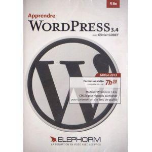 Apprendre Wordpress 3.4 - Edition 2013 (Olivier Gobet) [Windows]