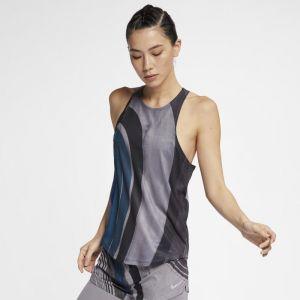 Nike Débardeur de running pour Femme - Gris - Taille S - Female