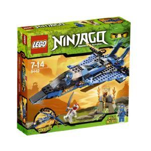 Lego 9442 - Ninjago : Le supersonic de Jay