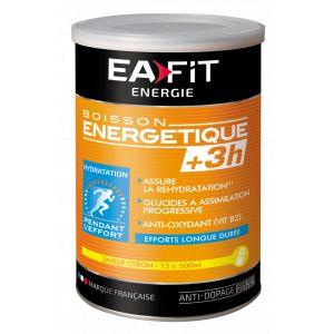 EA Fit Boisson Énergétique -3h Orange Sanguine - 10x500ml