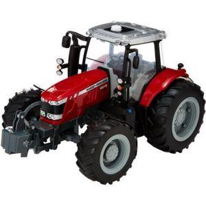 Tomy Tracteur Massey Ferguson 6613 - Echelle 1/16