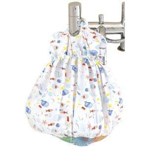 JoJo Maman Bébé Panier à jouets pour le bain