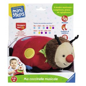 Ravensburger Ma coccinelle musicale