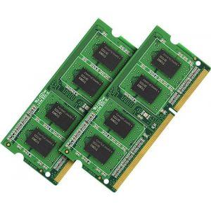 NUIMPACT Barrette mémoire 16 Go (2 x 8 Go) DDR3 SODIMM 1867 MHz PC3-14900 iMac 2015