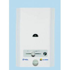 ELM Leblanc Chauffe-eau gaz à production instantanée ONDEA triple sécurité - LM 5 TS - sans mélangeur butane/propane -