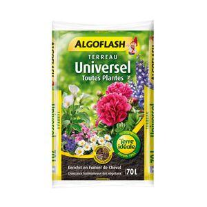 Algoflash Terreau Universel 70L toutes plantes