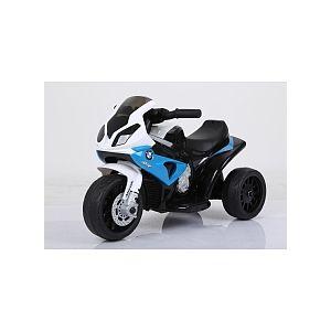Fast & Baby Moto Électrique 6V BMW Bleu/Blanche