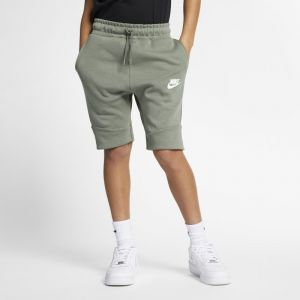 Nike Short Sportswear Tech Fleece pour Garçon plus âgé - Vert - Couleur Vert - Taille XS