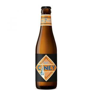 BR ERIE ALKEN MAES CINEY CUVEE 7 Bière Blonde 33 cl 7 %