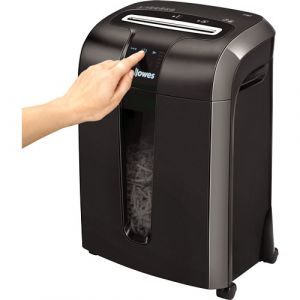 Fellowes 4601101 - Destructeur de documents Powershred 73Ci Coupe croisée