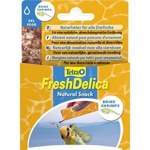 Tetra Fresh Delica Artemia - Boite 16 dosettes