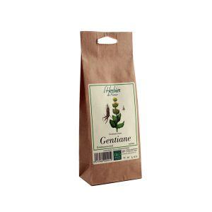 L'Herbier de France Gentiane Racines 50g