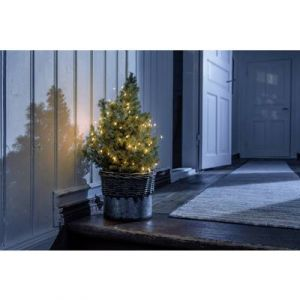 Konstsmide Micro guirlande lumineuse pour l'intérieur 1465-860 LED unicolore ambre 1 pc(s)