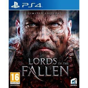Lords of the Fallen sur PS4