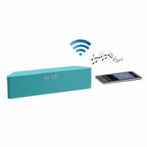 Clip Sonic TES157V Haut-parleur compatible Bluetooth - Vert