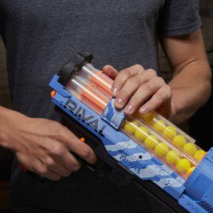 Hasbro Pistolet Nerf Rival Artemis XVII-3000 : Bleu