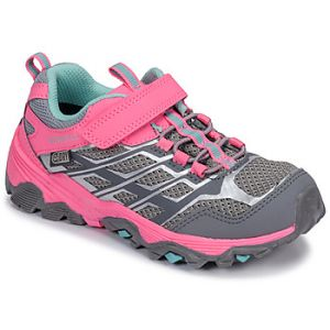 Merrell Chaussures enfant M-MOAB FST LOW A/C WTRPF Gris - Taille 29,30,31,32,33,34
