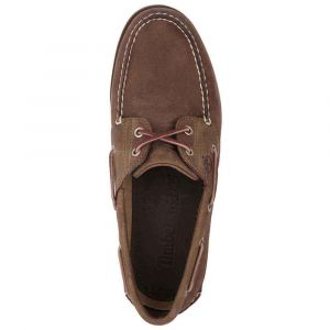 Timberland Chaussures Icon 2eye Boat Wide - brown - EU 42