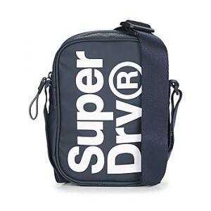 Superdry Pochette SIDE BAG bleu - Taille Unique