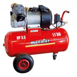 Mecafer 425186 - Compresseur Coaxial 100L 3HP 9 bar
