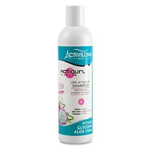 Activilong Acticurl Control - Shampooing activateur de boucles Aloe Vera Bio et Glycérine Végétale