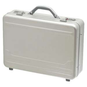 Davidt's Attaché-case Collection Alu 46 cm Aluminium gris
