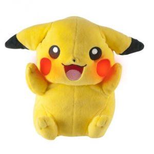 Tomy Peluche Pokémon Pikachu sonore et lumineux