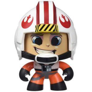 Mighty Muggs Figurine Star Wars Luke Skywalker X-Wing Pilot