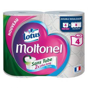 Image de Moltonel Papier toilette sans tube style