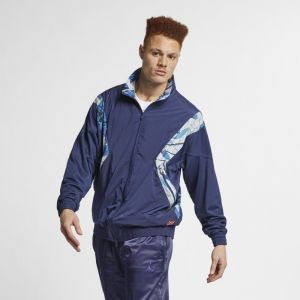 Nike Veste Jordan x RW Flight pour Homme Bleu Couleur Bleu Taille S