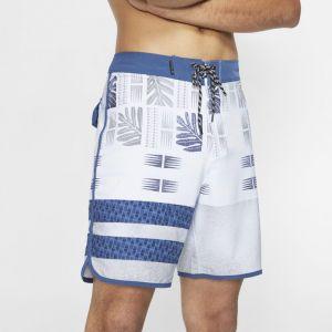 Nike Boardshort Hurley Phantom Sig Zane Maloulu 46 cm pour Homme - Bleu - Couleur Bleu - Taille 32