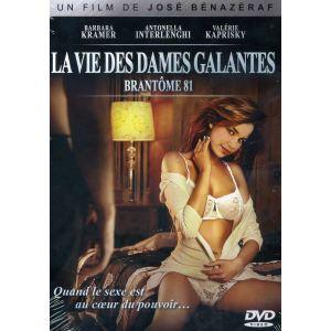 DVD - réservé La Vie des Anges Galantes
