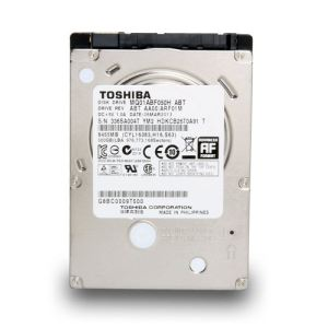 Toshiba MQ01ABF050H - Disque dur hybride SSHD 500 Go + 8 Go flash 2.5'' SATA III 5400 rpm