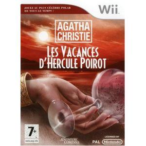 Agatha Christie : les Vacances d'Hercule Poirot [Wii]