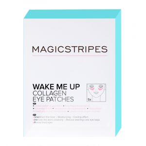 Magicstripes Wake Me Up Collagen Eye Patches x5