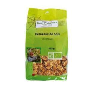 Direct producteurs fruit secs Cerneaux de noix du Périgord - Bio - 125 g