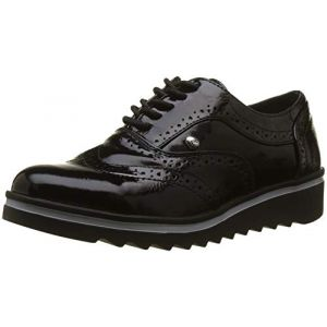 LPB Shoes Derbies GARANCE Noir - Taille 36,37