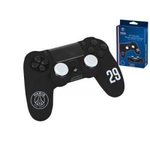 Housse de protection en silicone PSG n°29 pour manette Playstation 4