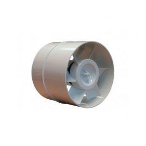 Winflex Ventilation Extracteur Aérateur de gaine 100mm 105 mc/h + câble