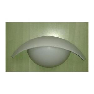 Lo Design Applique extérieure -YAO Montauban Blanc Fonte d'aluminium LO00011642 - fonte d'aluminium - Blanc