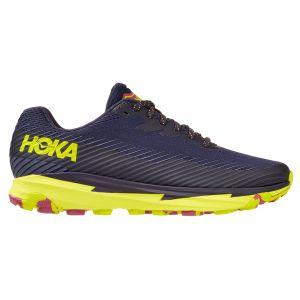 Hoka one one Paire de chaussures de trail femme hoka torrent 2 violet jaune 38 2 3