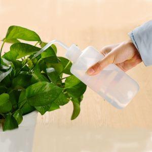 Bouche courbée Goutte à Bouteille Astuce Pot d'arrosage Arrosoir Peut pulvériser Pulvérisateur Fleurs en pot, Capacité: 500ml