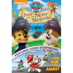 Paw Patrol Pups & The Pirate Treasure