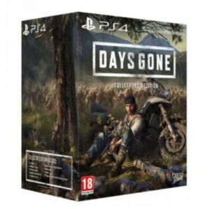 Days Gone Edition Collector [PS4]