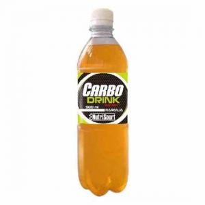 Nutrisport Isotonique Sportdrink Carbo Orange 24 Units