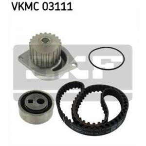 SKF Kit de distribution avec pompe à eau VKMC03111