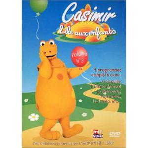 Casimir : L'île aux enfants - Volume 3