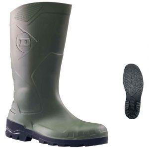 Dunlop Bottes de sécurité DEVON FULL SAFETY vert (39) - Pointure : 39