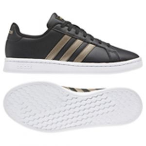 Adidas Grand Court, Chaussures de Fitness Femme, Multicolore